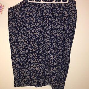 NWT 3XL Cassie Skirt